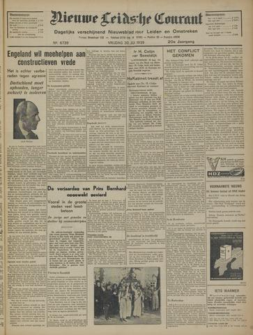 Nieuwe Leidsche Courant 1939-06-30