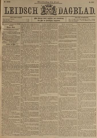 Leidsch Dagblad 1897-06-24