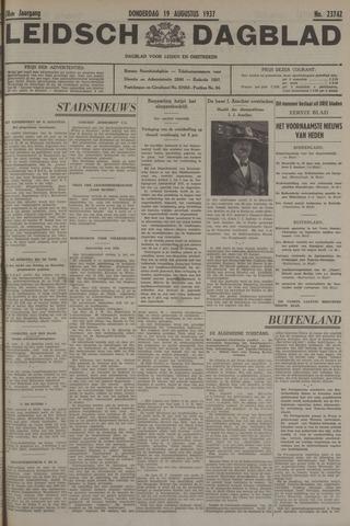 Leidsch Dagblad 1937-08-19