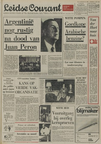Leidse Courant 1974-07-02