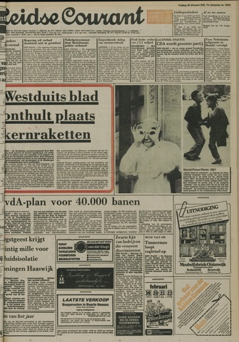 Leidse Courant 1981-02-20