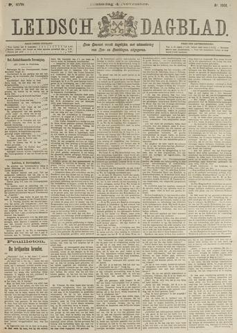 Leidsch Dagblad 1901-11-04