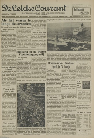 Leidse Courant 1955-07-12