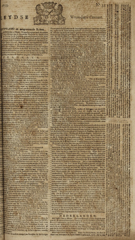 Leydse Courant 1753-03-21