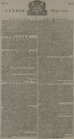 Leydse Courant 1728-06-25