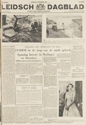Leidsch Dagblad 1954-12-24