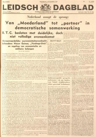 Leidsch Dagblad 1949-11-02