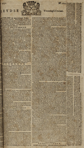 Leydse Courant 1752-10-18