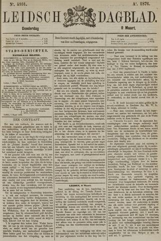 Leidsch Dagblad 1876-03-09