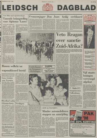 Leidsch Dagblad 1985-07-09