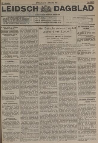 Leidsch Dagblad 1935-02-16