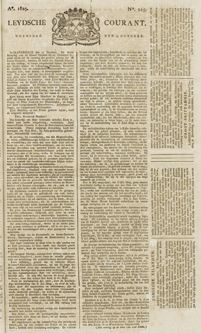 Leydse Courant 1825-10-19
