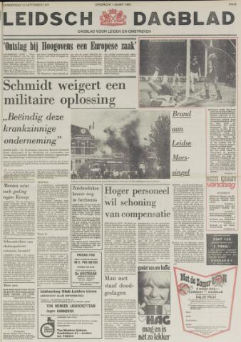 Leidsch Dagblad 1977-09-15