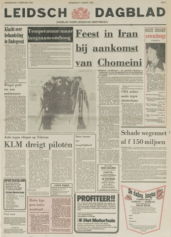 Leidsch Dagblad 1979-02-01