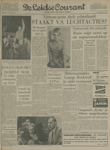 Leidse Courant 1967-08-26