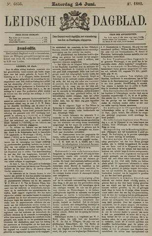 Leidsch Dagblad 1882-06-24