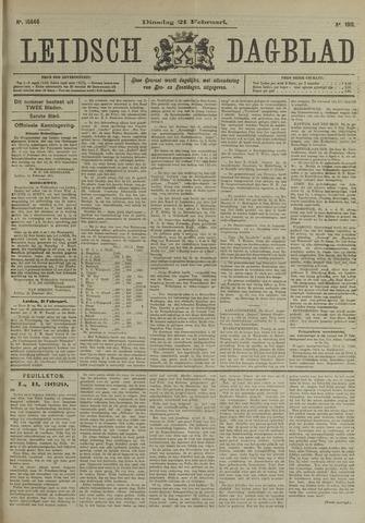 Leidsch Dagblad 1911-02-21