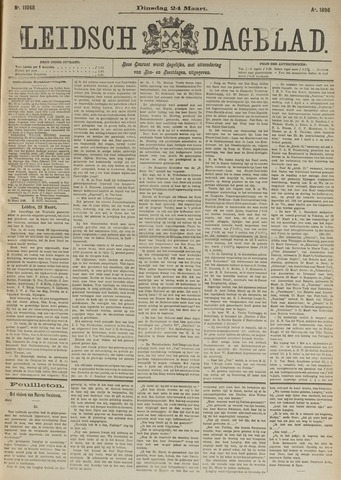 Leidsch Dagblad 1896-03-24