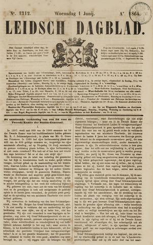 Leidsch Dagblad 1864-06-01