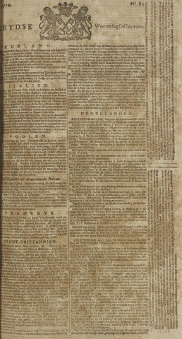 Leydse Courant 1770-07-04
