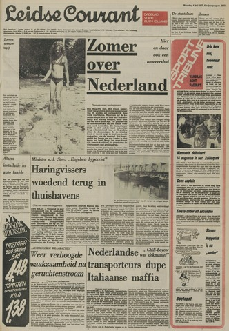 Leidse Courant 1977-07-04
