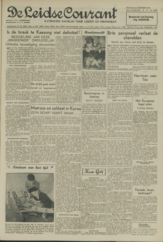 Leidse Courant 1951-08-24