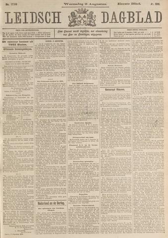 Leidsch Dagblad 1916-08-09