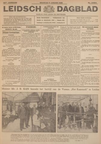 Leidsch Dagblad 1928-01-09