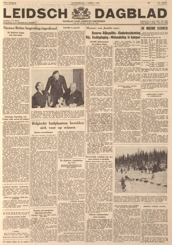 Leidsch Dagblad 1949-04-07