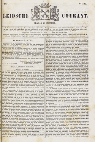 Leydse Courant 1871-12-29