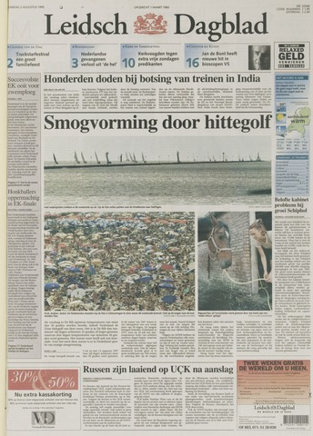 Leidsch Dagblad 1999-08-02