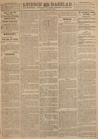 Leidsch Dagblad 1923-03-27