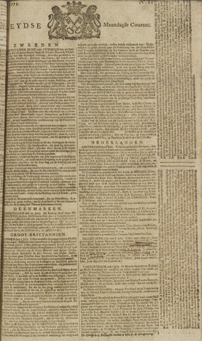 Leydse Courant 1771-07-08
