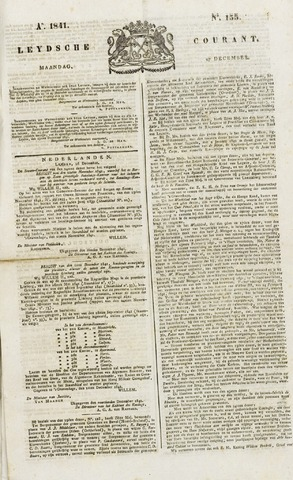 Leydse Courant 1841-12-27