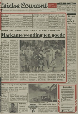 Leidse Courant 1985-09-17