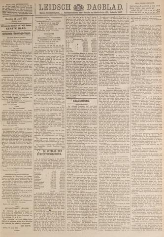 Leidsch Dagblad 1919-04-14