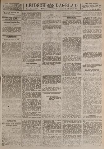 Leidsch Dagblad 1919-11-10