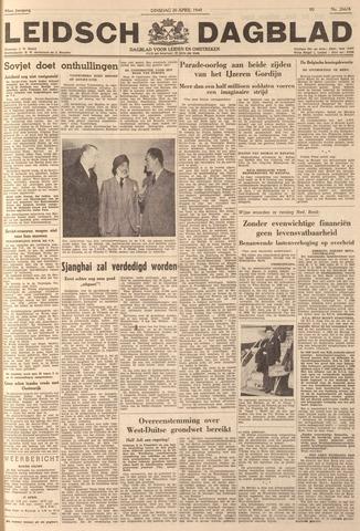 Leidsch Dagblad 1949-04-26