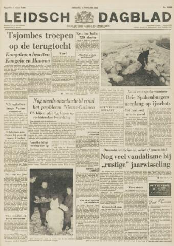 Leidsch Dagblad 1962
