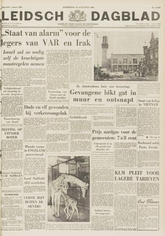 Leidsch Dagblad 1963-08-22