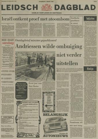 Leidsch Dagblad 1980-02-22