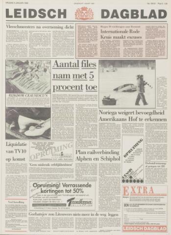 Leidsch Dagblad 1990-01-05