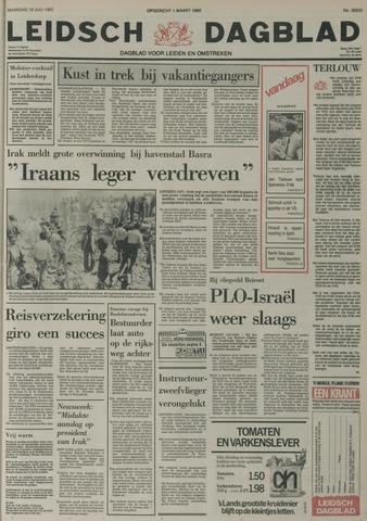 Leidsch Dagblad 1982-07-19