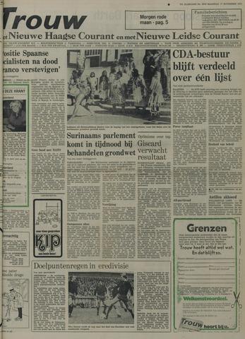 Nieuwe Leidsche Courant 1975-11-17