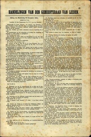 Handelingen van de Raad 1871-12-28