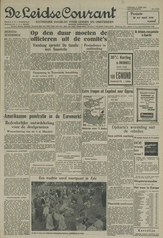 Leidse Courant 1958-06-13