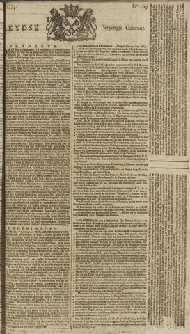 Leydse Courant 1773-09-10