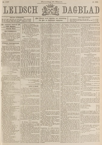 Leidsch Dagblad 1916-03-18