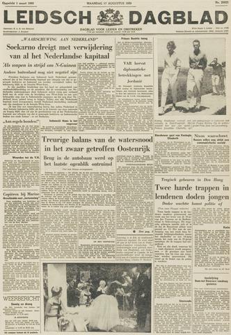 Leidsch Dagblad 1959-08-17