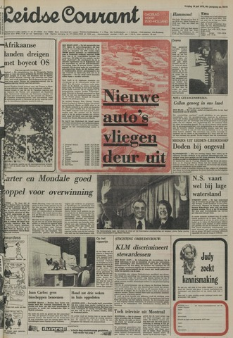 Leidse Courant 1976-07-16